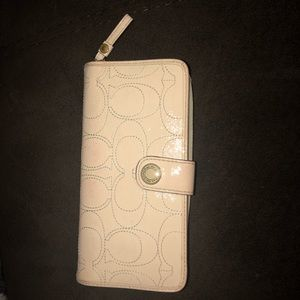 Nice coach women wallet